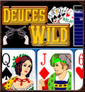 peraturan deuces wild poker